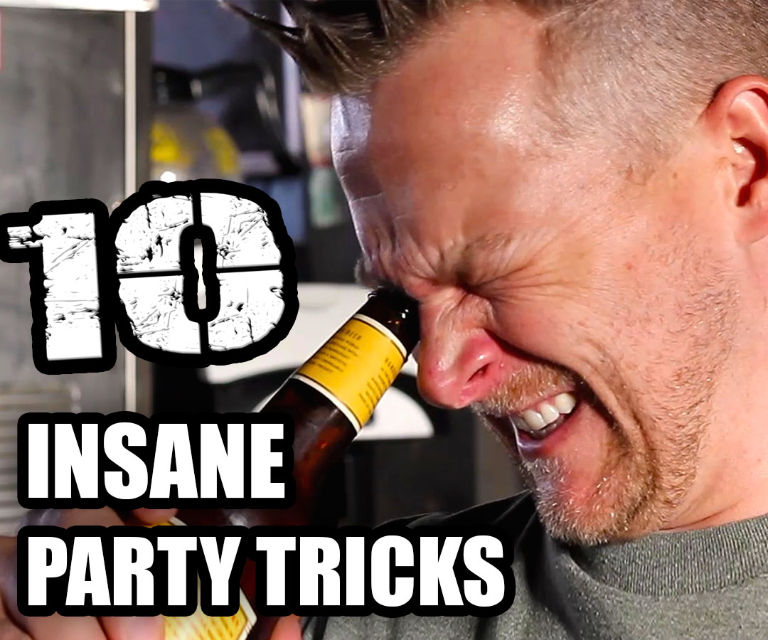 Picture of Top 10 Party Tricks for 2014 - YouTube Mega-Collaboration