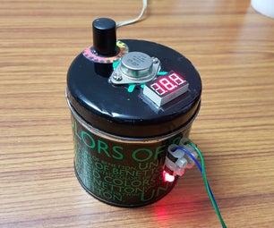 Mini Linear Variable Power Supply (1.2-20 V , 2 Amp)