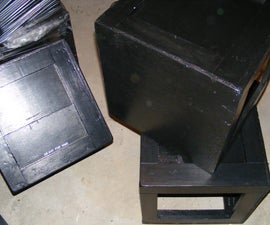 Rehearsal Cubes - for Acting