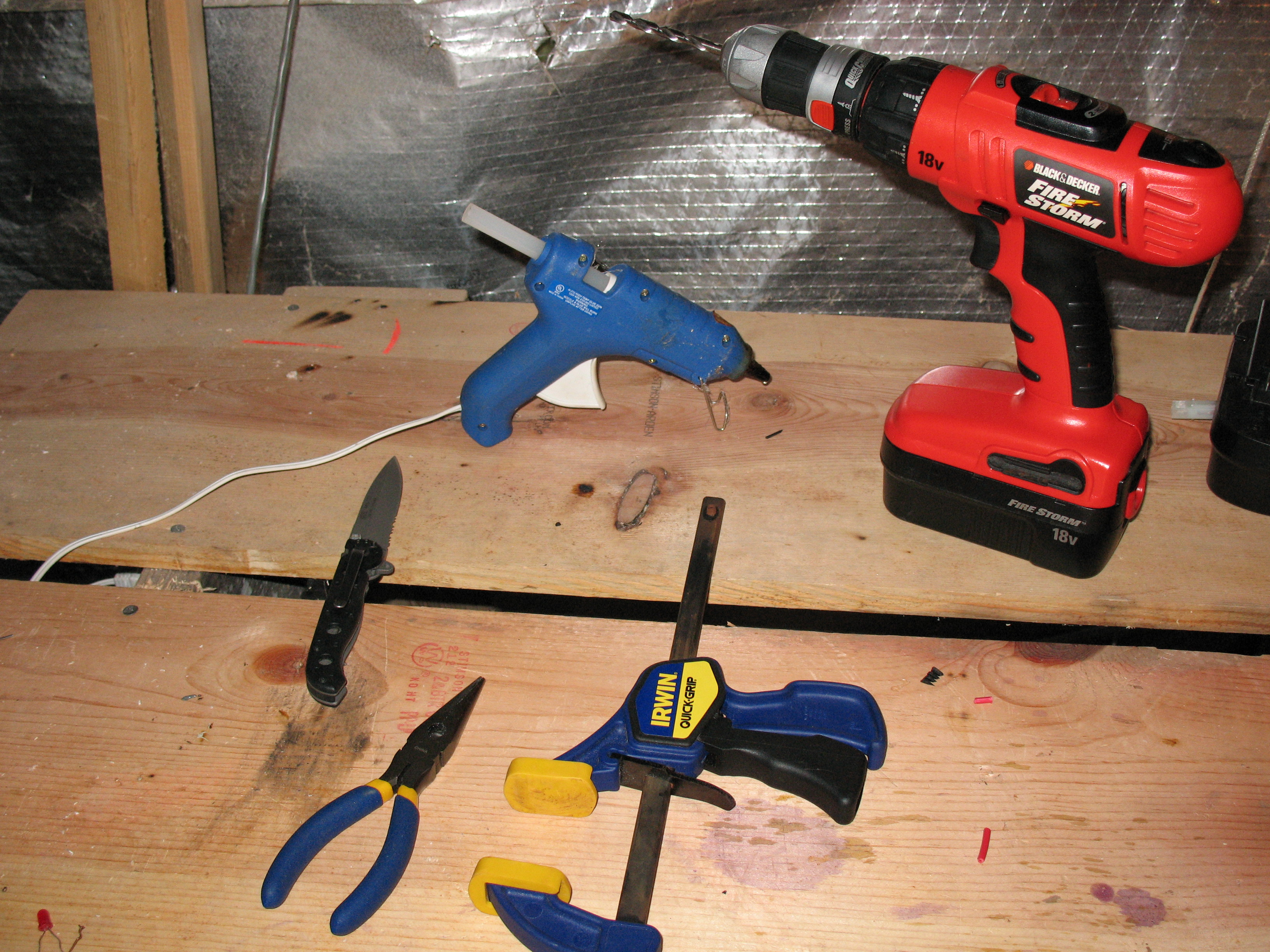 Picture of Mod a Cordless Power Tool Battery to Run With Wall Current