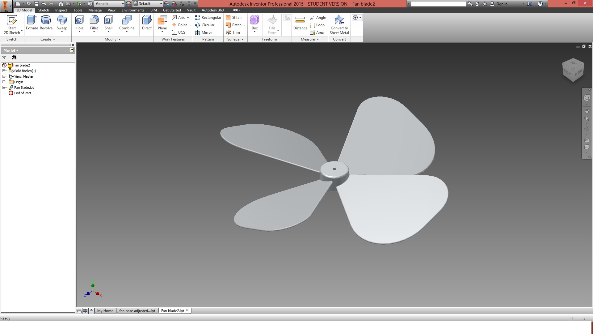 Picture of The Fan Blade