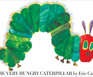 Crochet a Very Hungry Caterpillar: a Novice Approach
