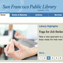 How to borrow kindle books from the San Francisco public library