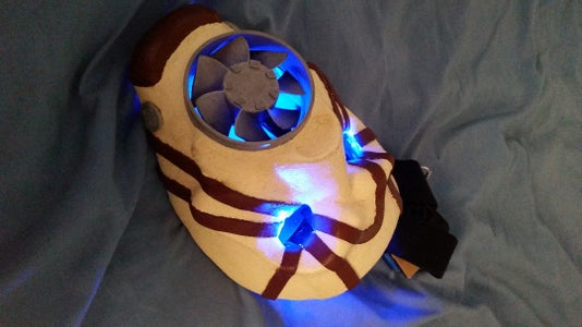 Borderlands Cosplay Psycho Mask