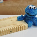 Butter Biscuit Box - The Cookie Monster Safe