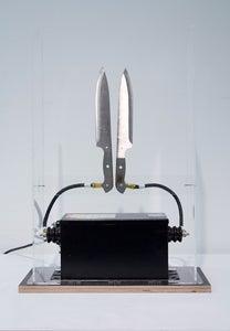 Adjust the Knives