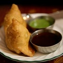 My contest entry to the jan 2014 samosa recipe for manjulas kitchen