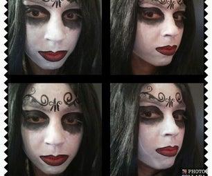 Gothic Face Paint