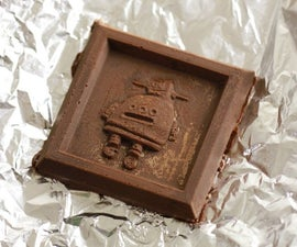 Making Chocolate with 3D Printer