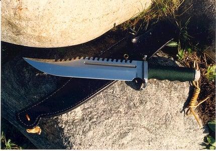 Survival Knife, Knex