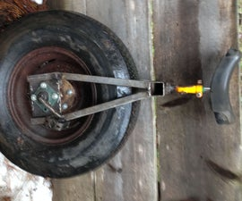 How to Build a Car Tire Unicycle