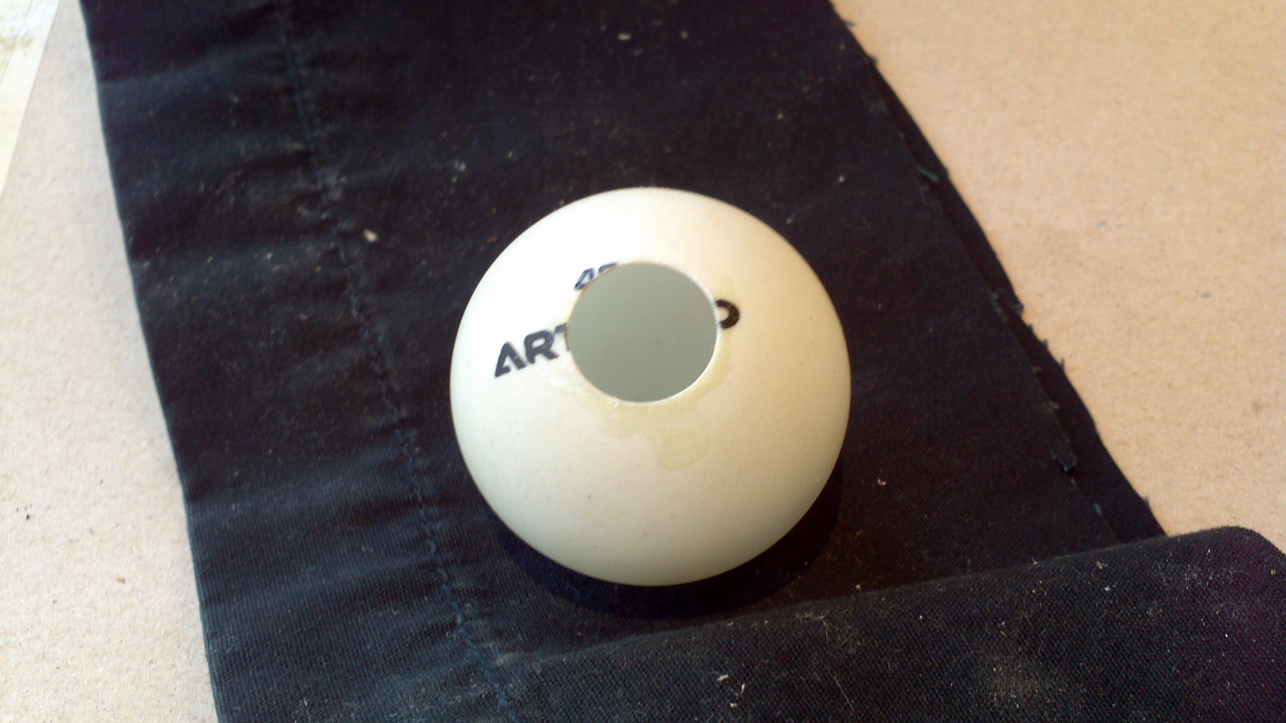 Picture of Make the Ping Pong Led Light Bulb