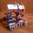 Michiels Knex Wii Wheel With Auto-Centering (V1)