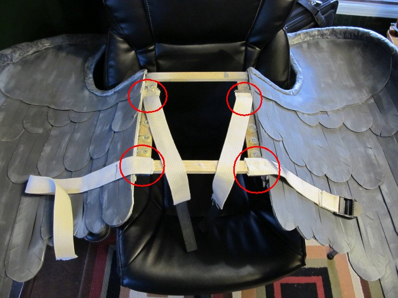Picture of The Wings - Part 8