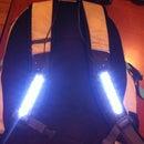 LED Backpack
