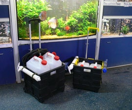 Project:Aquarius, The Easy Aquarium Water Change Device