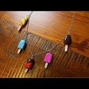 DIY Polymer Clay Ice Cream Necklace | Craft of Giving