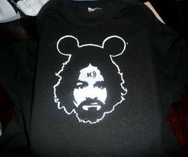 Another T-Shirt Stencil