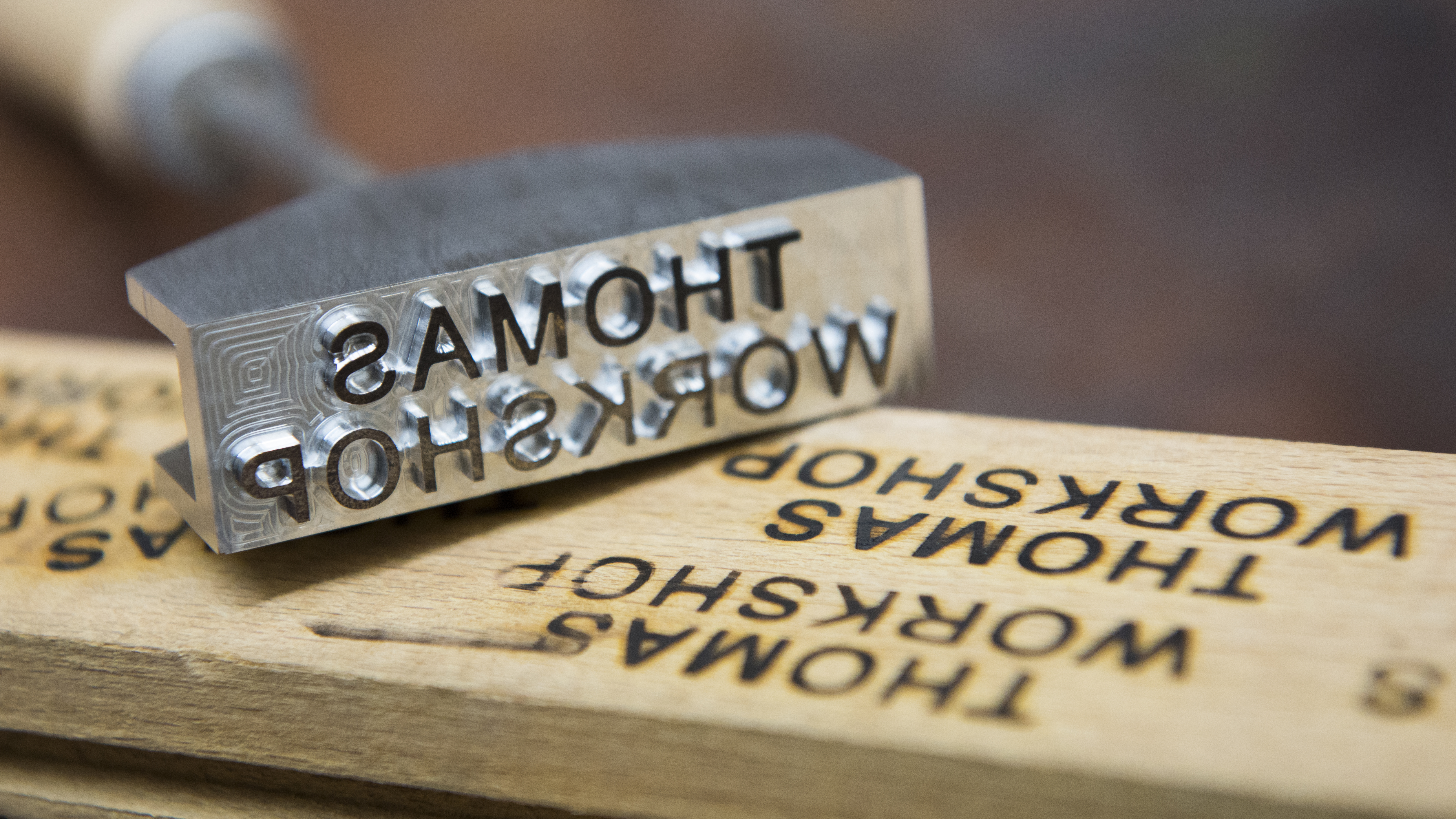 Picture of Your Own Branding Iron