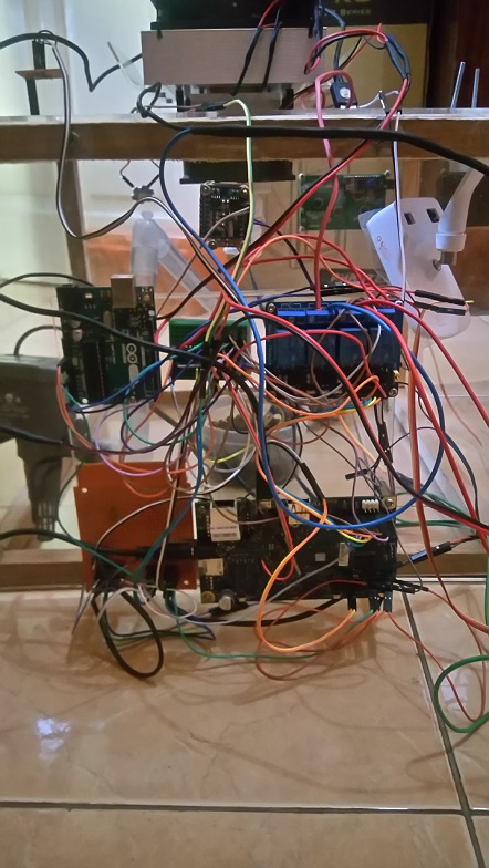 Picture of Electrical Circuit