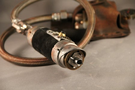 Old Republic Separate Power Source Lightsaber !