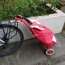 Urban Bike Trailer, a Cheap Alternative