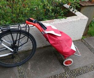 Urban Bike Trailer, a Cheap Alternative