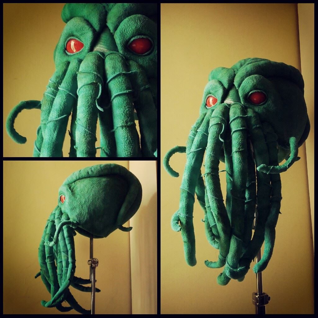 Picture of Cthulhu Mascot