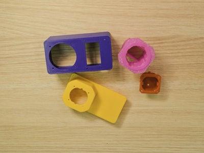 Preparation. 3D Printing.