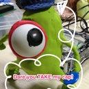 Interactive Mike Mozowski Toy