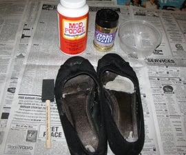 Glitter Shoes!
