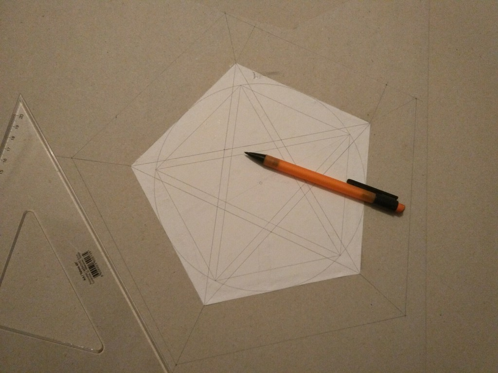 Picture of Drawing the Flaps