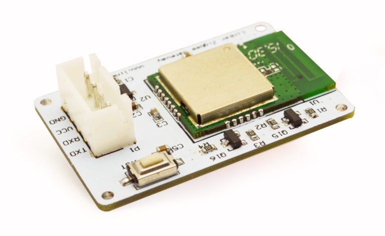 Picture of Use Deepcam Zigbee Sensors With LinkSpriteIO