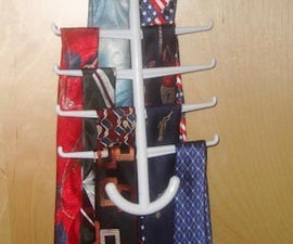 Necktie Hanger
