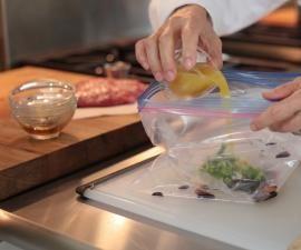 How to Make Hawaiian Marinated Flank Steak.