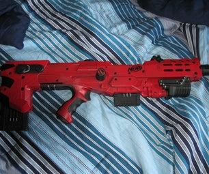 Nerf Longshot Mod.