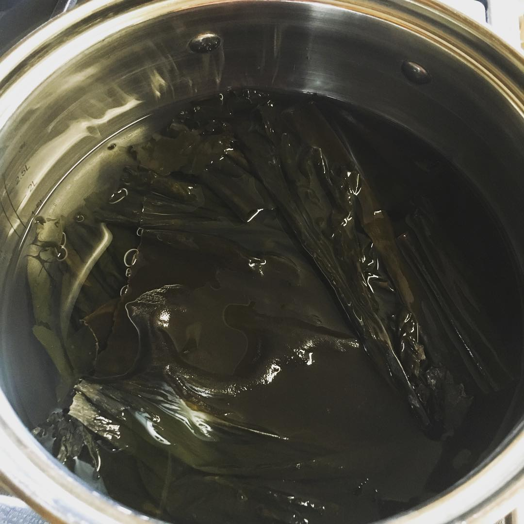 Picture of Dashi Broth
