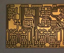 Easy PCB Etching