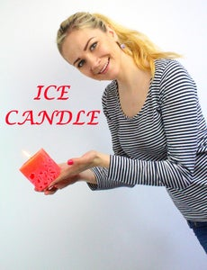 HOW TO MAKE ICE CANDLE