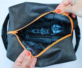 DIY Cloth Dopp Kit