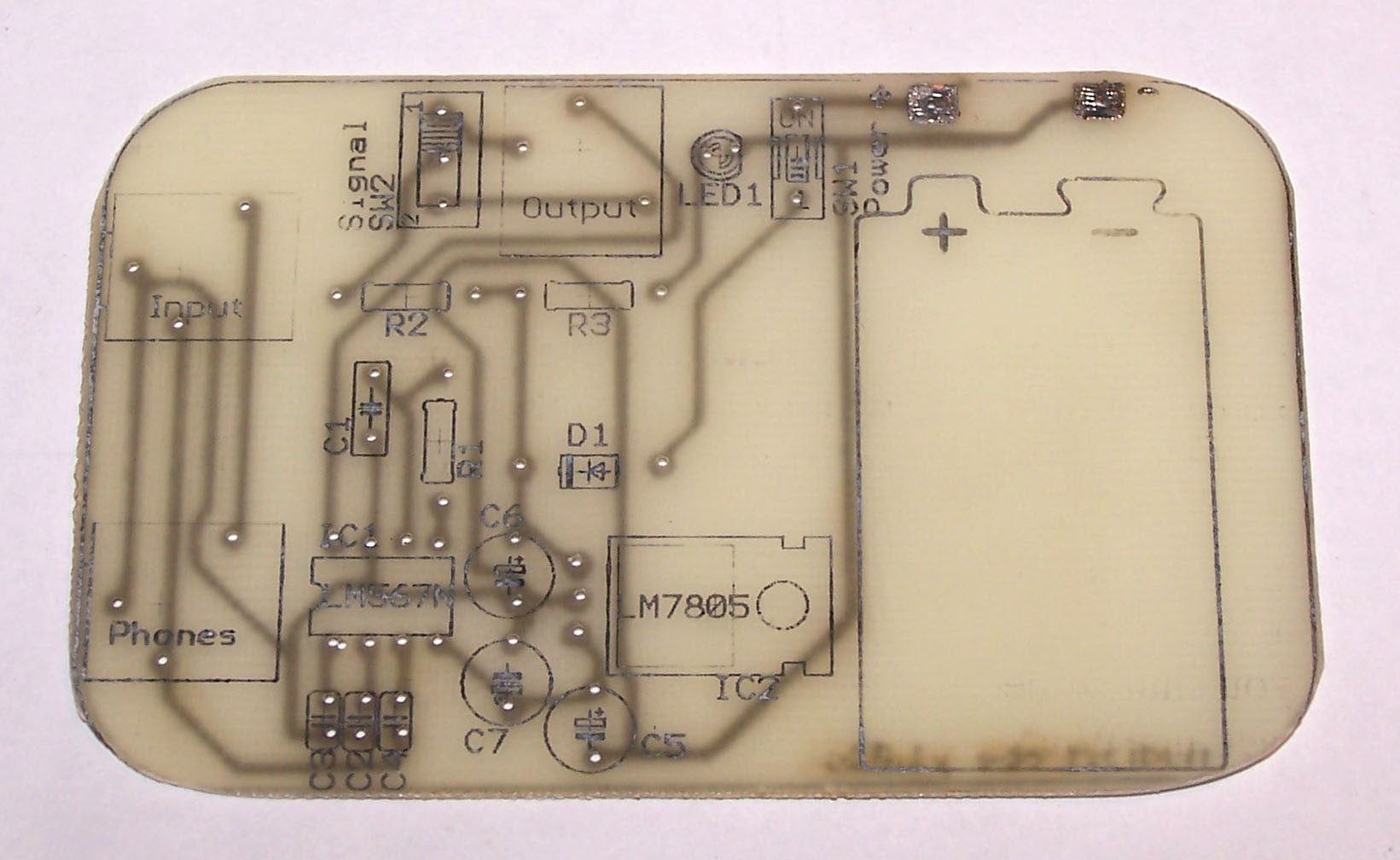 Picture of Create the PCB