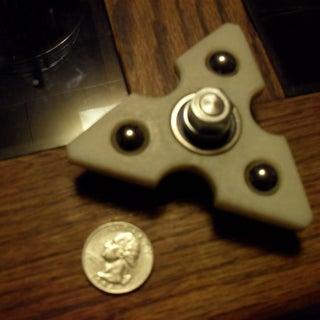 Wooden Fidget Hand Spinner Under $1