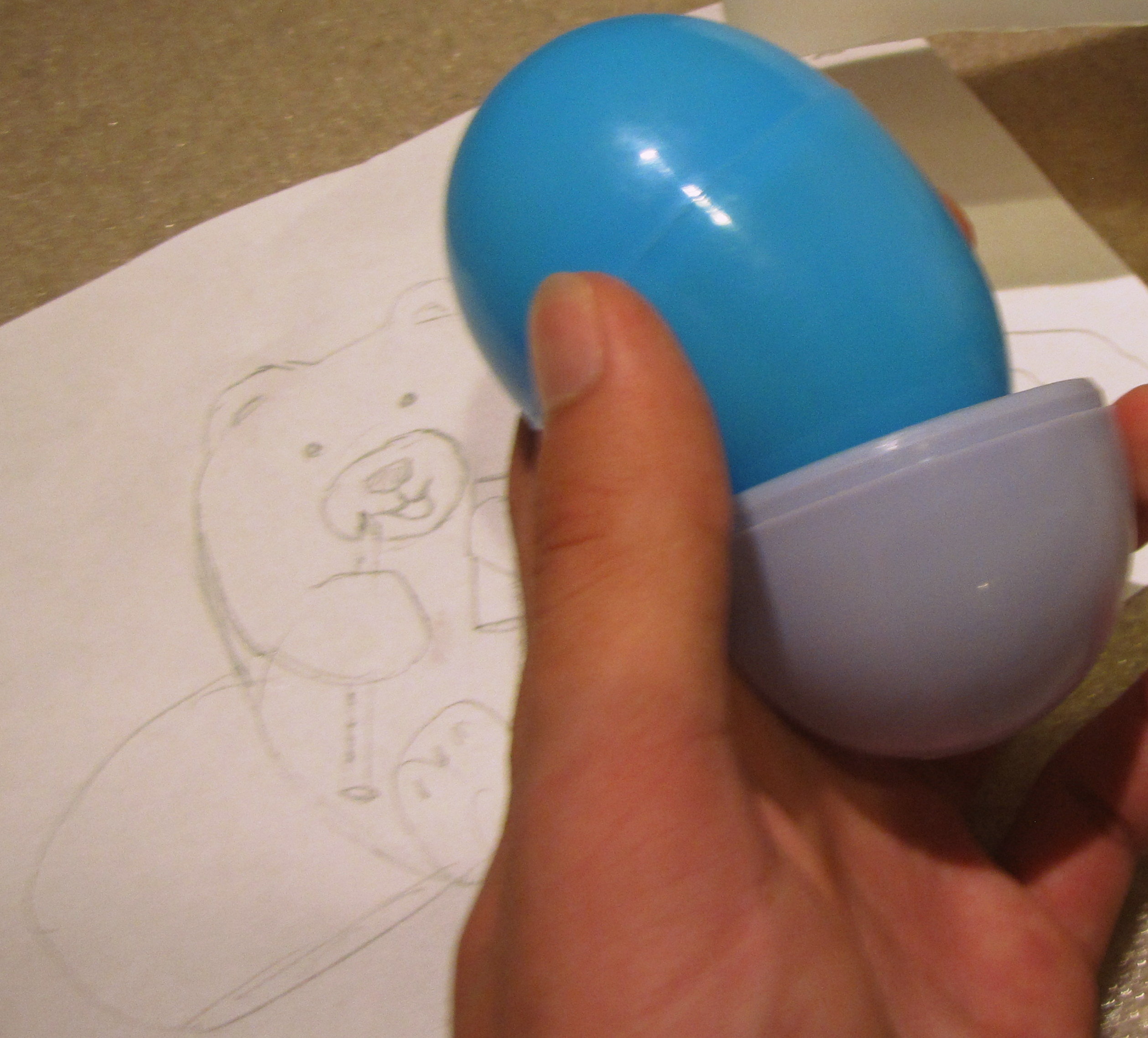 Picture of Making the Bear ~ Art of Bear Forming