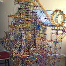 CHAOS, K'nex Ball Machine