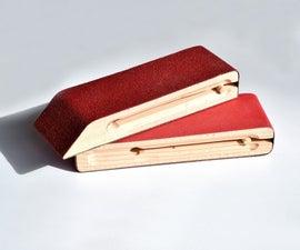 Simple Belt Sander Blocks