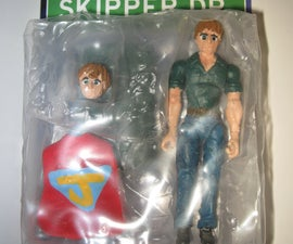 Homemade Action Figures