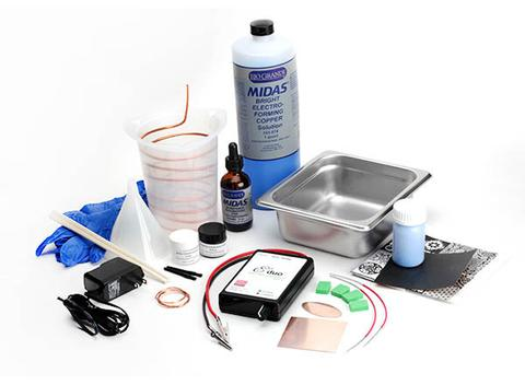 Picture of Etching Tools and Products
