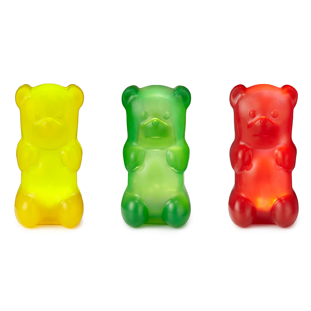 Picture of Finding the Refraction of a Gummy Bear