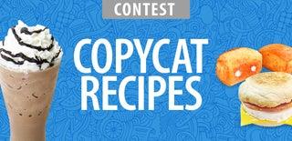 Copycat Recipes Contest 2017