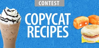 Copycat Recipes Contest 2017